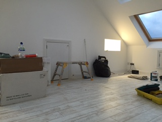 Loft Conversion Whitley Bay